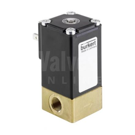 Type 2873 Direct-Acting 2-Way Standard Solenoid Control Valve