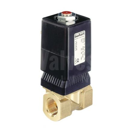 Type 6024 Direct-Acting 2-Way Low Differential Pressure Solenoid Control Valve