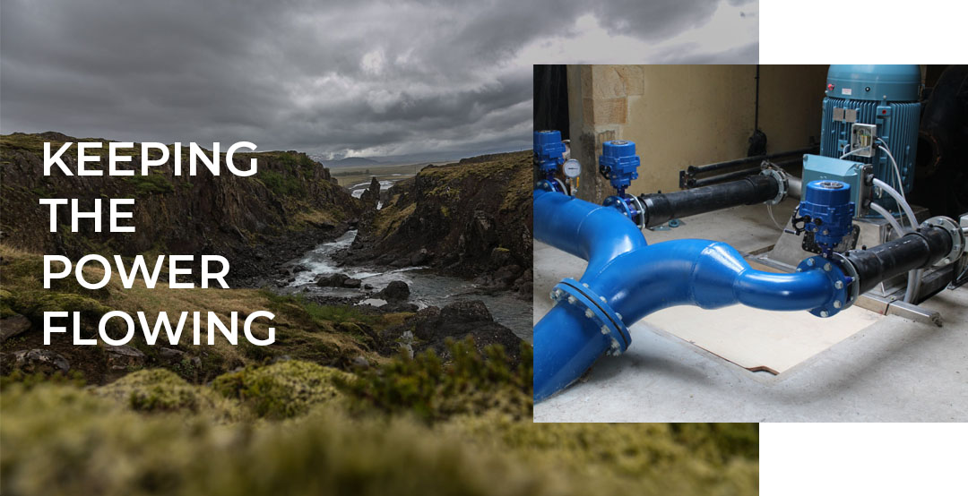 Valves Online Supporting Green Energy