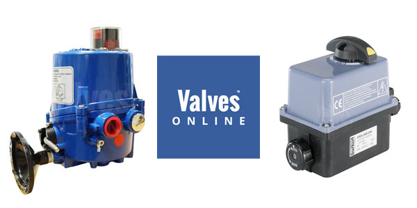 New Additions to our Range of Electric Actuators