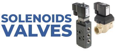 Solenoid Valves from Valves Online