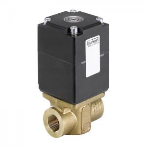 Solenoid Select - Solenoid Control Valves