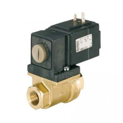 SOLS Brass Aggressive Chemical Solenoid Valves