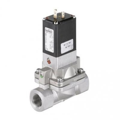 SOLS Stainless Steel Aggressive Solenoid Valves