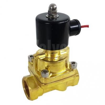 SOLS Brass High Temp Solenoid Valves