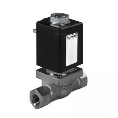 SOLS Low Temp Solenoid Valves