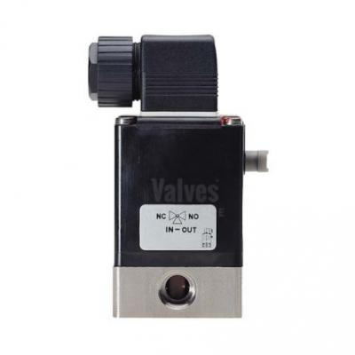Stainless Steel Multiport Solenoid Valves