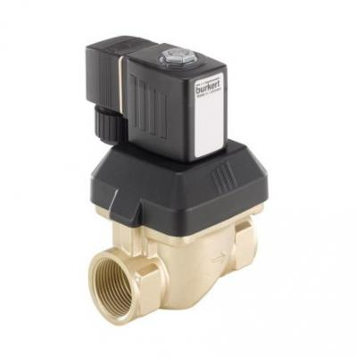 Zero Differential Solenoid Valves