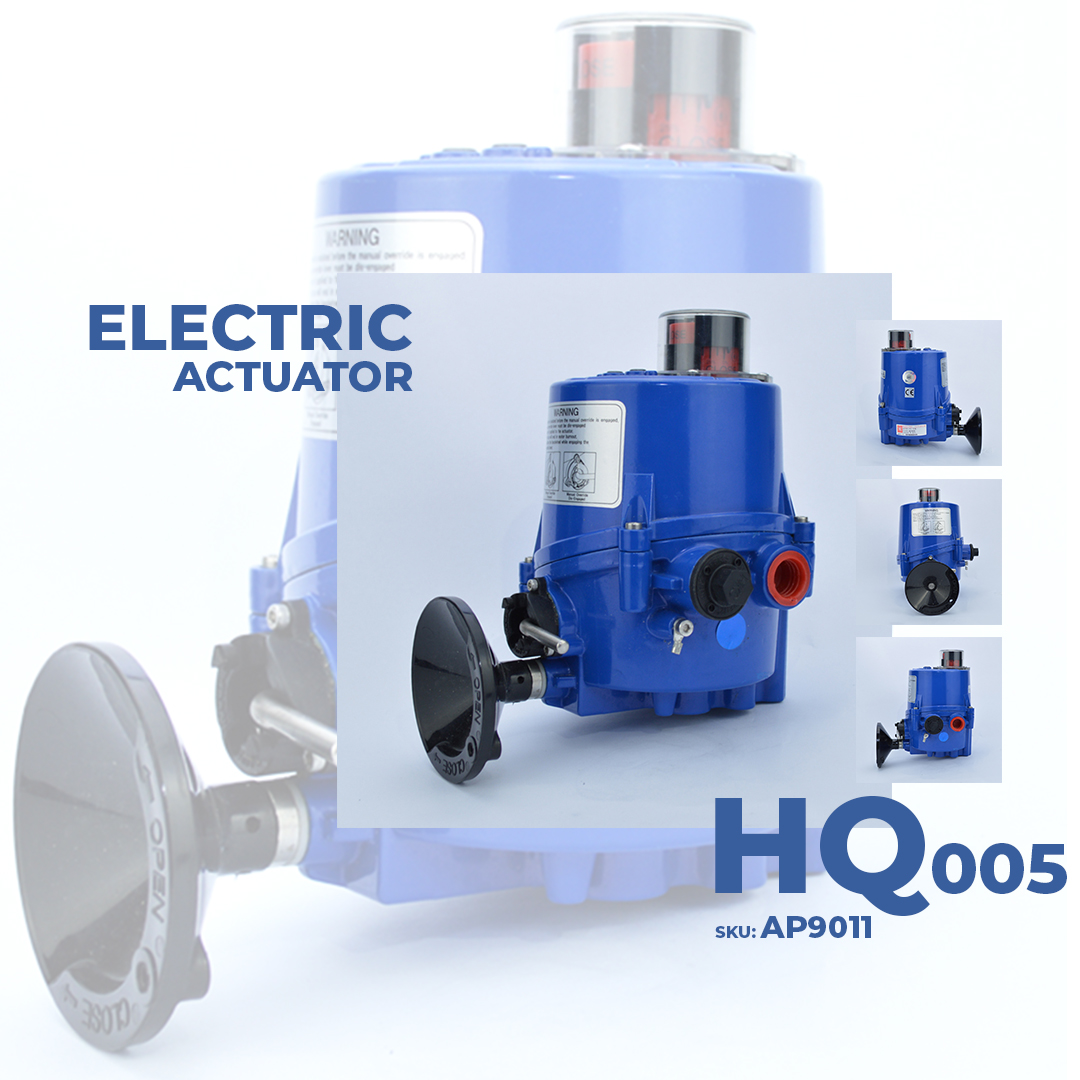 HQ005 electric actuator