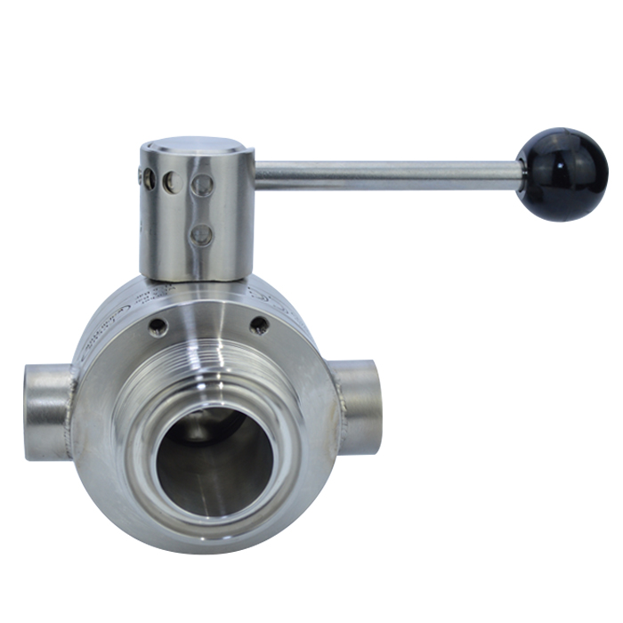 Jacketed Butterfly Valve