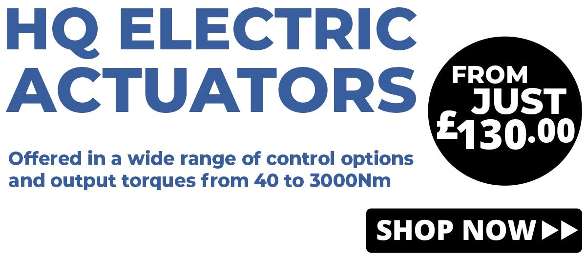 Hq electric actuators