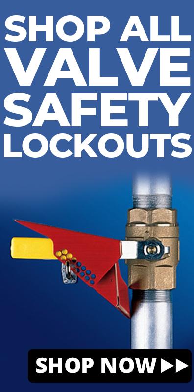 shop all valve safety lockouts